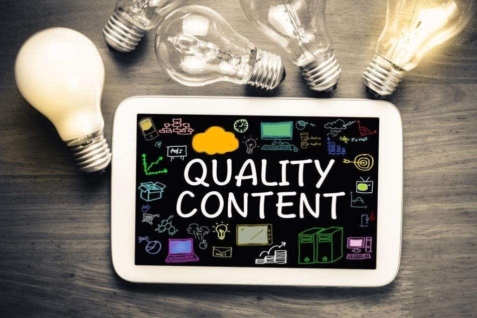 Quality Content - Basics of SEO for a Local Company